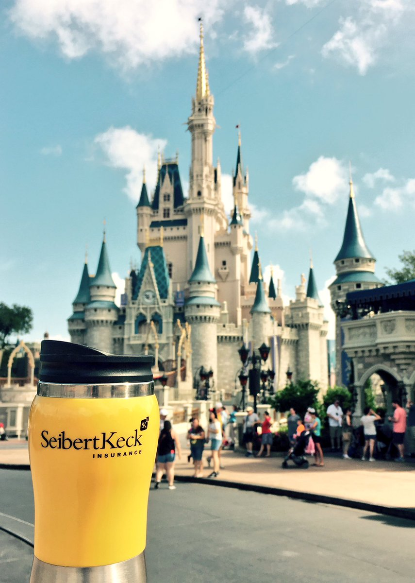 The greatest #coffee mug on Earth found its way to the happiest place...