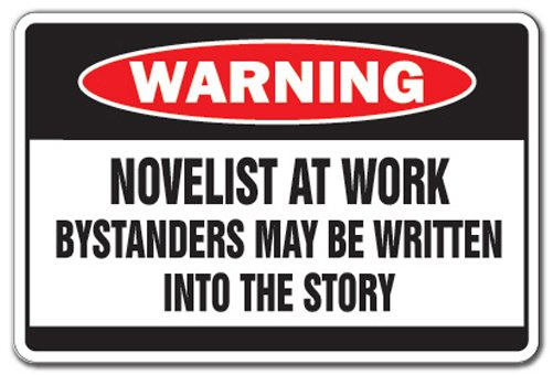 The warning every #writer wants to hang at his door... #motivation #ThursdayThoughts<br>http://pic.twitter.com/w9ZIuJITuY