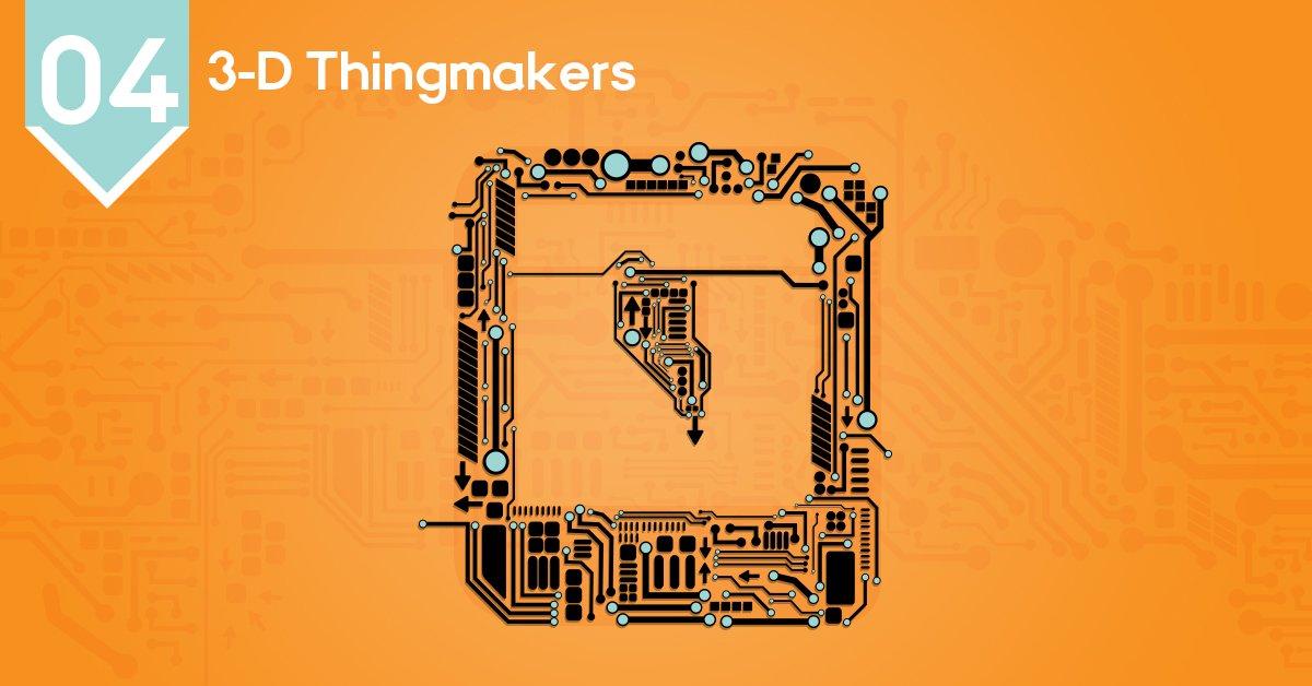 Otra excusa para nunca salir de casa. Ideal para hacer juguetes tipo fidget y cubiertas de teléfono DIY. #TechWeek https://t.co/ItJYOARbZB