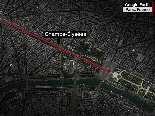 Prosecutor: Champs-Elysees attacker tied to ISIS https://t.co/zAqMYl10yM
