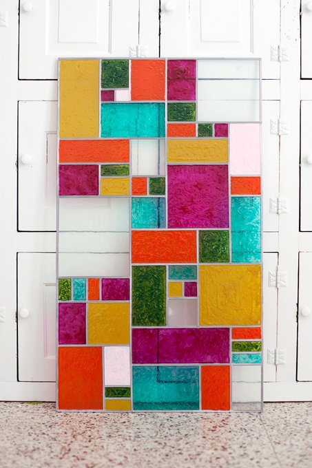 Faux Stained Glass: Learn How to Mimic the Masters