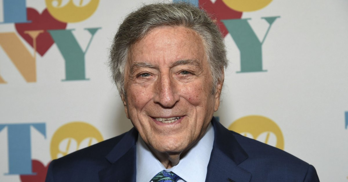 Tony Bennett awarded Gershwin Prize by Library of Congress https://t.c...