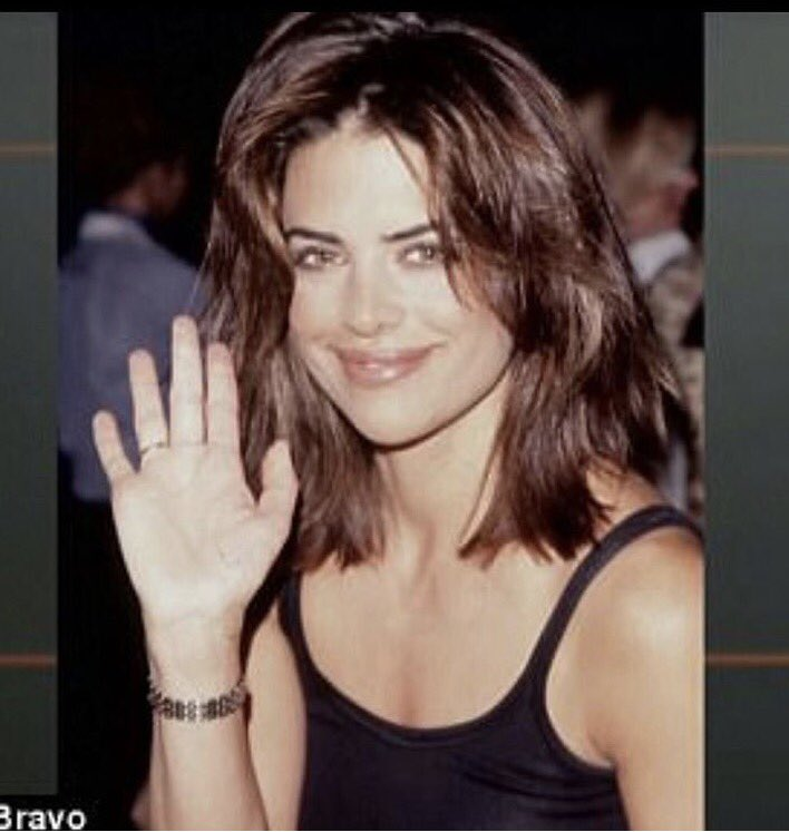 Lisa Rinna On Twitter Quot This Is Some Serious Tbt