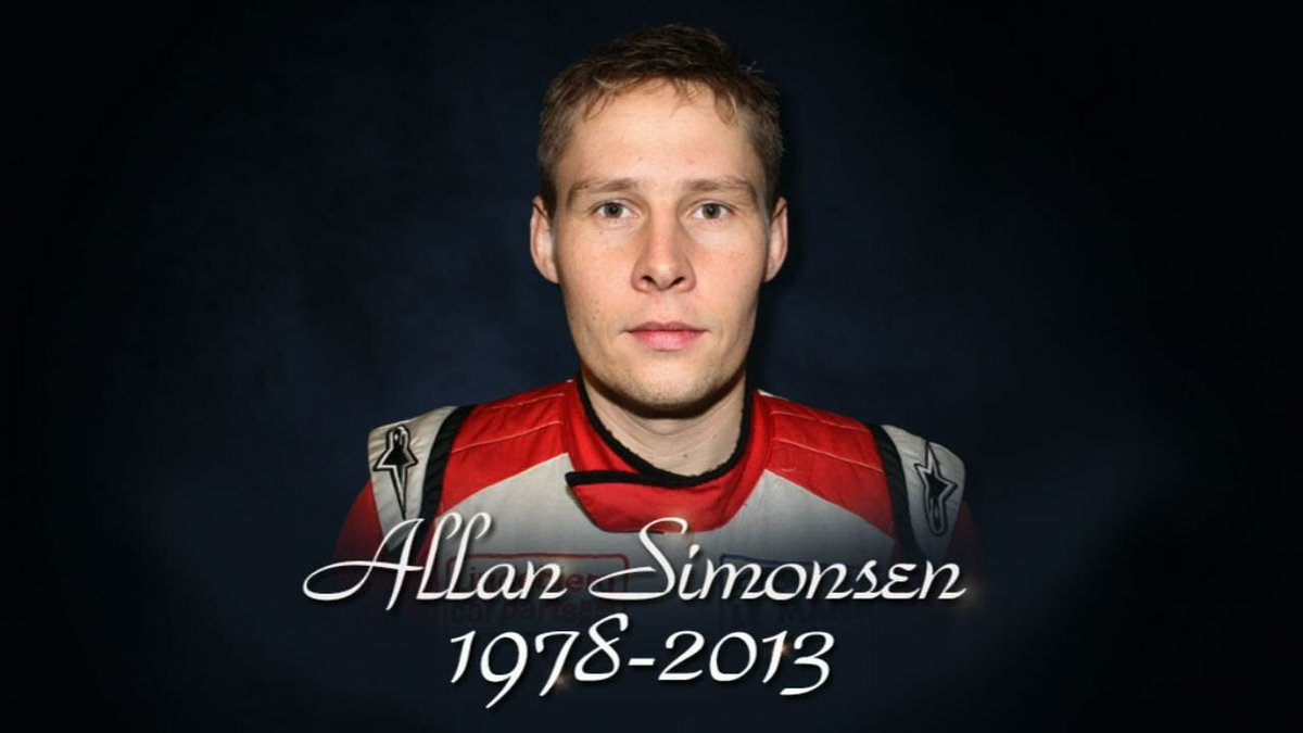 This day 4 years ago we lost #AllanSimonsen  Remembering him today. https://t.co/Ciw8pXyovV
