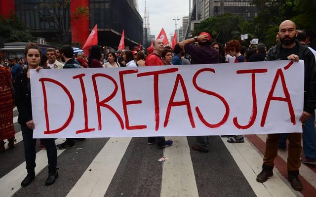 Diálogo amplo e irrestrito para garantir as Diretas Já, por Carlos Zarattini https://t.co/wWO9tvI6q3
