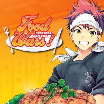 Hashtag #foodwarsseason3 auf Twitter