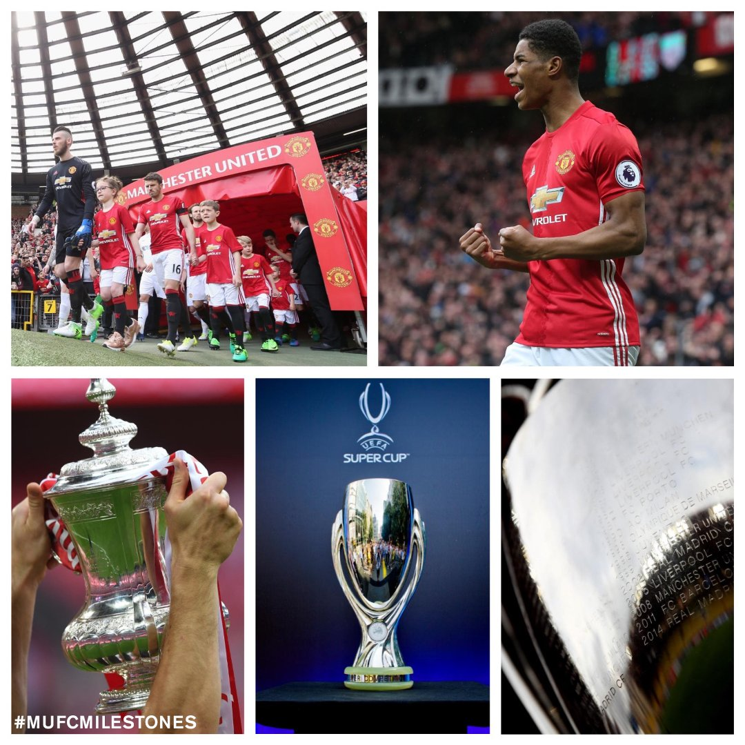 Our #MUFCMilestones series concludes with six potential landmarks in 2...