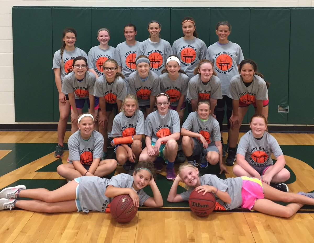 Fantastic week from our 6th-8th graders! These girls are skilled &...