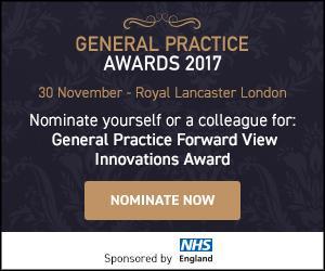 #GeneralPractice #GPforwardview Innovations award categories. Cat 3: Developing the practice team Please share+vote! https://t.co/VYyYDPLRJx
