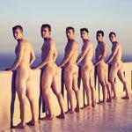 Warwick Rowers nude