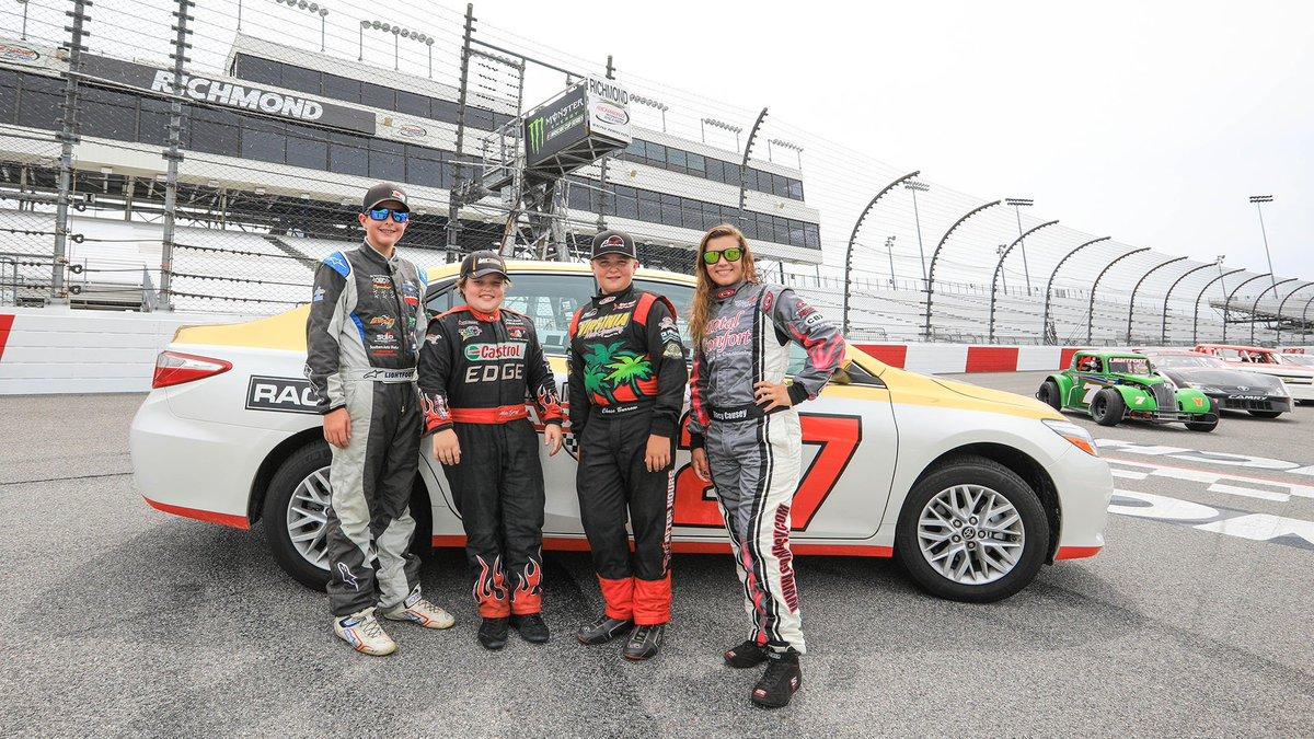 Virginia's racing future is bright 😎  Meet #TeamRacingVirginia!  📰: https://t.co/Le3Xdr4nuR