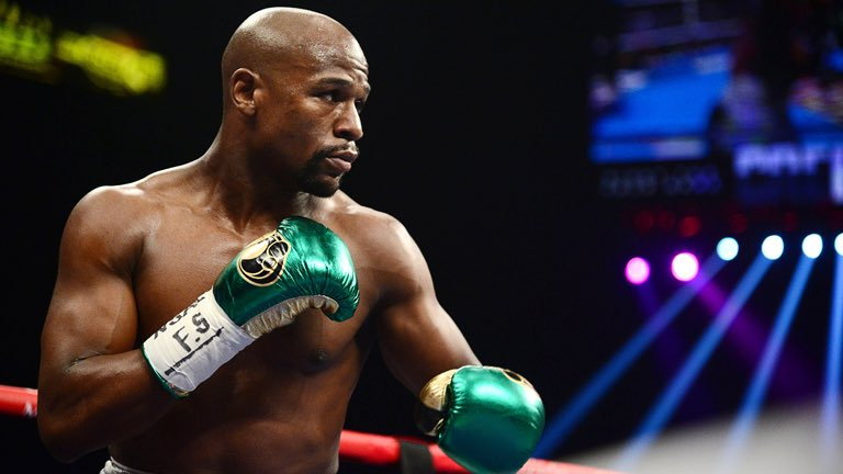 #FunFact This will be the first time in his career that @FloydMayweather fights in the month of August.<br>http://pic.twitter.com/cohc8K56Vw