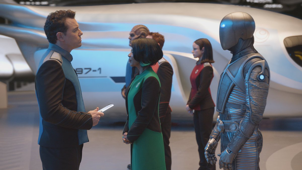#TheOrville 🚀 Launch Dates:   ⏰ 9/10 - Special Premiere 1 ⏰ 9/17 - Special Premiere 2 ⏰ 9/28 - SERIES PREMIERE