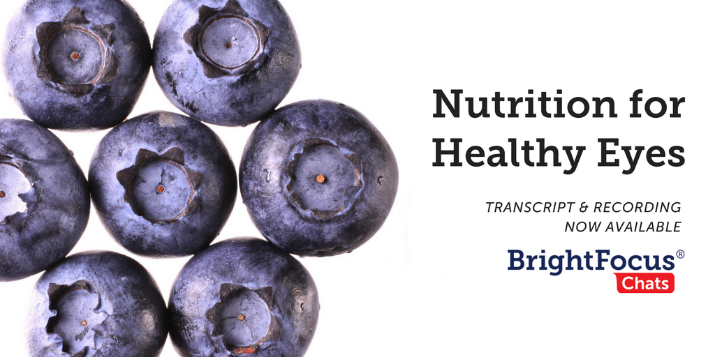 Listen NOW to @_BrightFocus Chats &#39;Nutrition for Healthy Eyes&#39;  http://www. drwardbond.com/dr-bs-blog/lis ten-now-to-brightfocus-chats-nutrition-for-healthy-eyes &nbsp; …  #eyecare #glaucoma #AMD #wellness #nutrition<br>http://pic.twitter.com/7beLpDDvhx