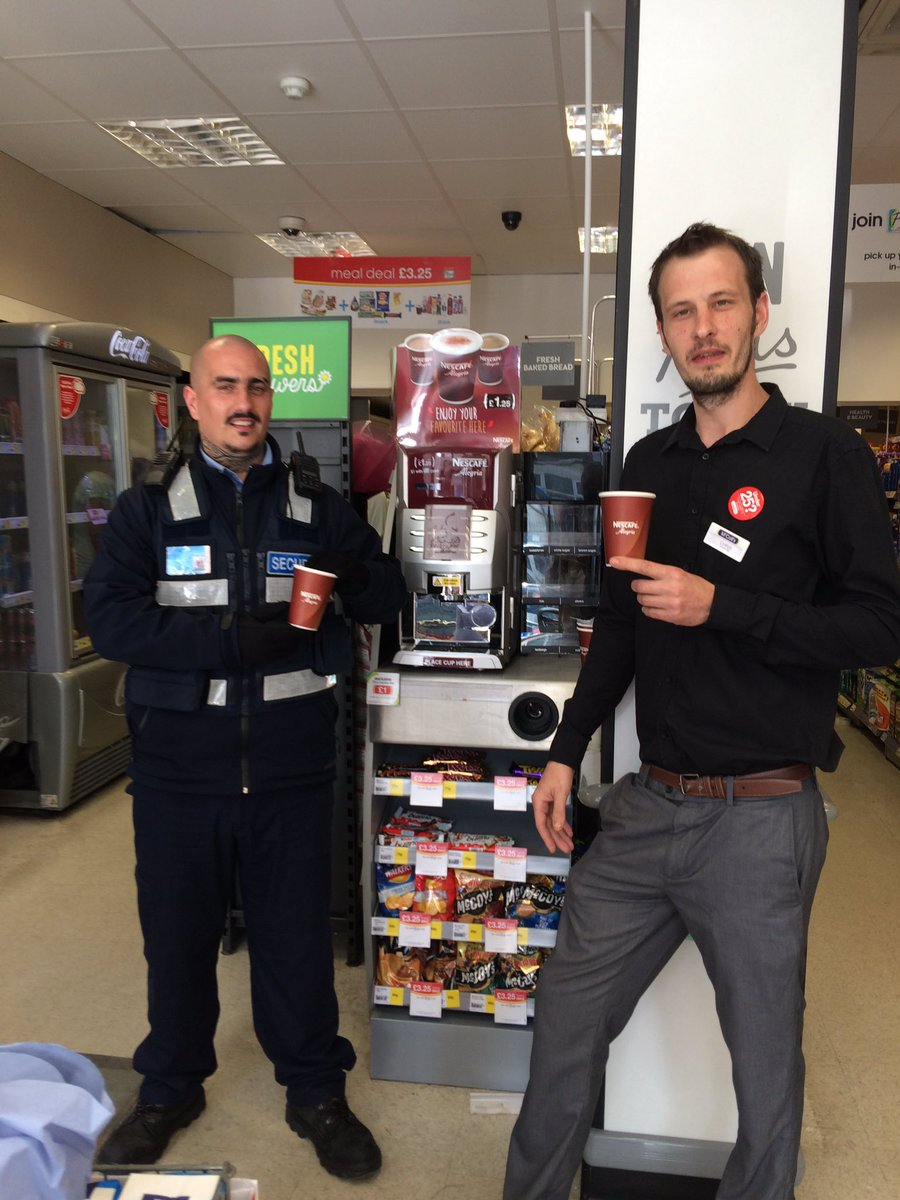 @McColls Blackpool come and enjoy #coffee #Alegria new machine in store.@NestleProDerick @Nestle<br>http://pic.twitter.com/CNo1aR2LVq