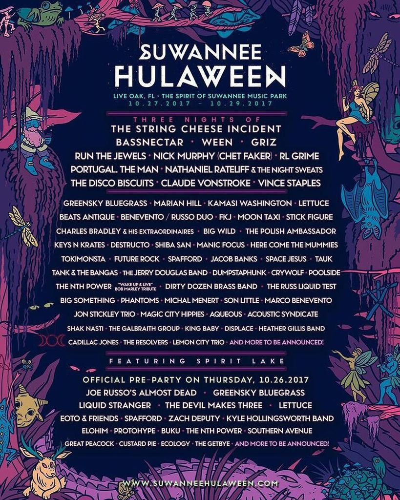 So psyched to bring KHB back to @hulaweenfl in Florida this October to get things rolling for the Pre-Party! See ya in the other forest! #H… <br>http://pic.twitter.com/3ik1Sl6oSn