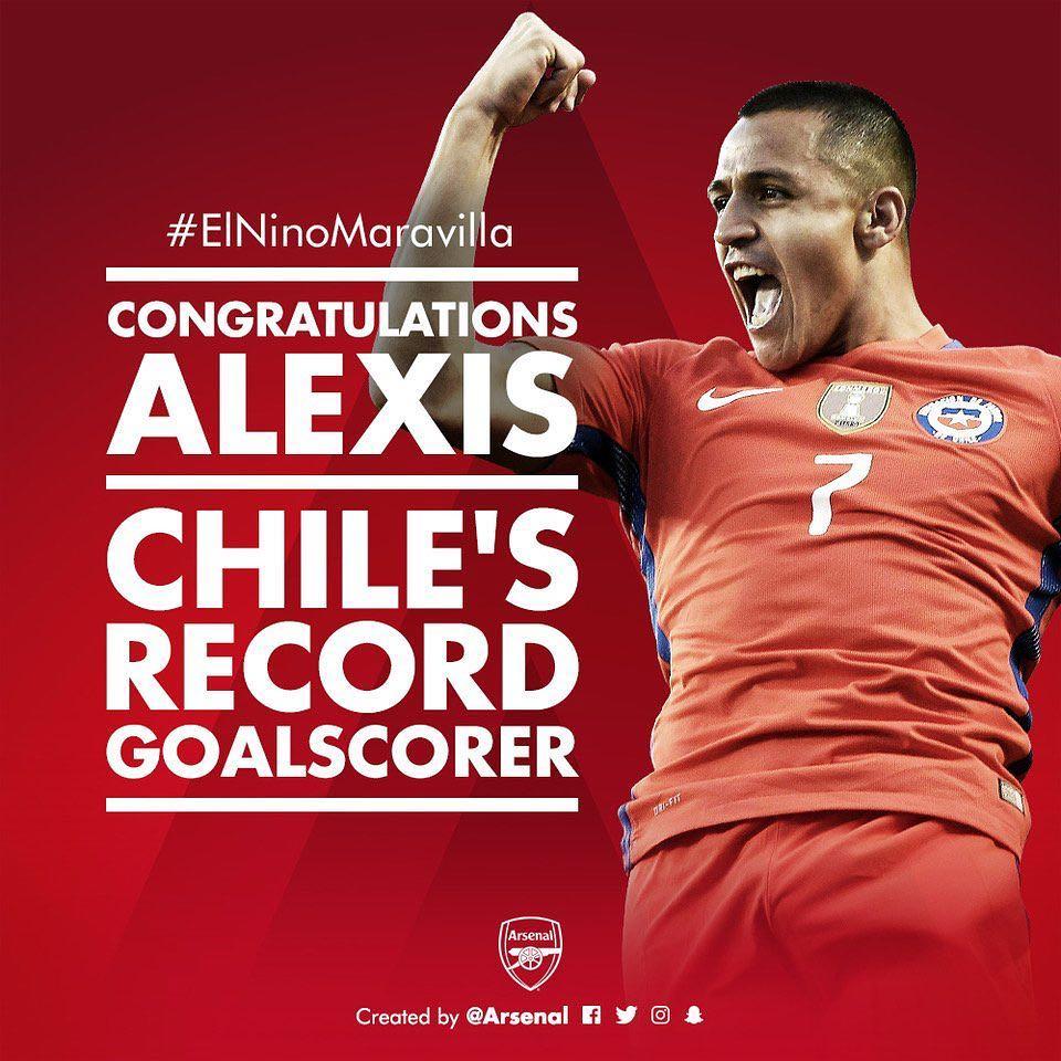 #LiveBolanet Gol Alexis Sanchez ke gawang Ter Stegen pagi ini menjadik...