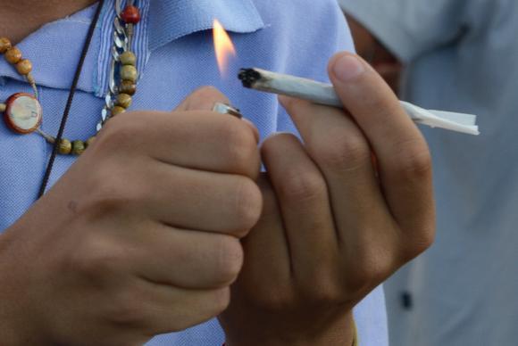 Cerca de 5% da população mundial consumiu drogas em 2015, diz ONU. https://t.co/fa2cwmbWQF