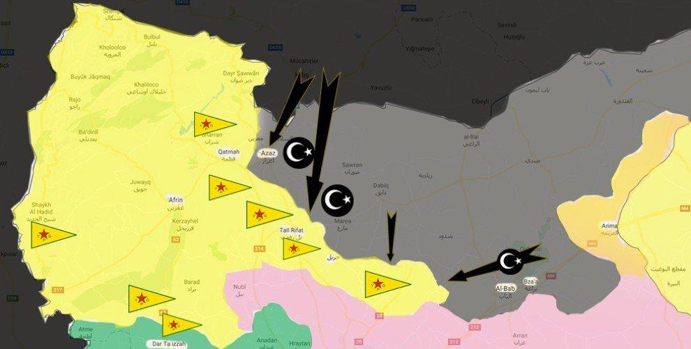 Syrian War: News #13 - Page 39 DC8ge4qW0AMQgOx