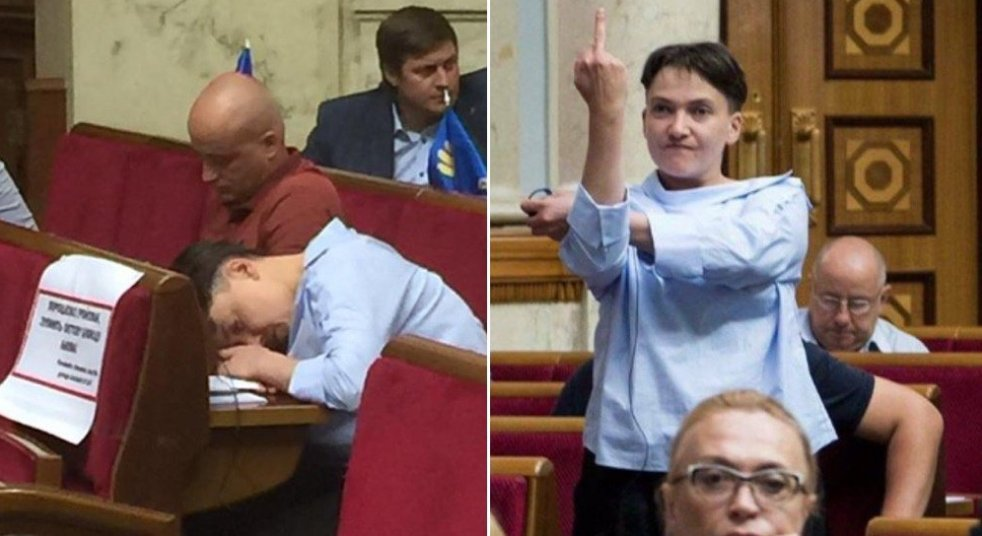 test Twitter Media - Not a good day for Verkhovna Rada Deputy Nadiya Savchenko https://t.co/iHUkvxD4L7  #PTSD |EMPR https://t.co/ylDPl72gO2