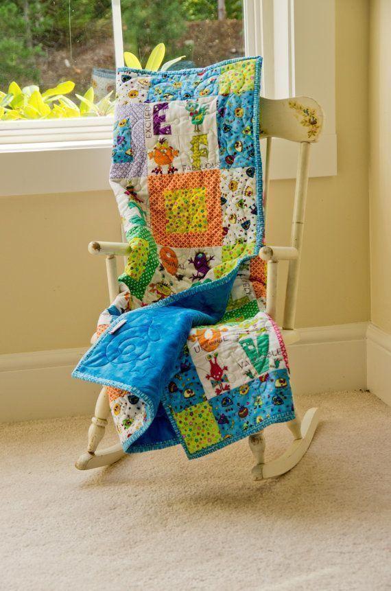 #Bright &amp; Cheerful #Silly Gilly #Alphabet #ModernQuilt  #Toddler #Nursery #Kids #Birthday #Grandson #Granddaughter  http:// buff.ly/2tPLChc  &nbsp;  <br>http://pic.twitter.com/q1e8lN1wJJ