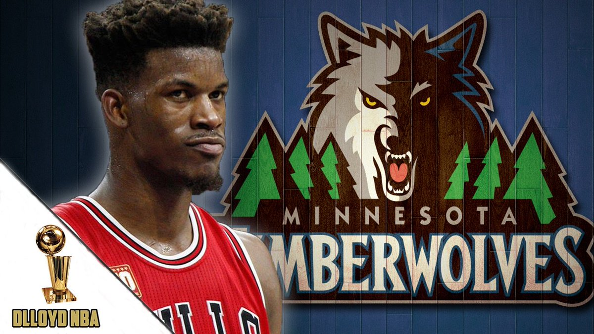 Timberwolves Looking To Trade #7 Pick For Jimmy Butler!!!   https:// youtu.be/PZIMJy-ASxk  &nbsp;    #PowerOfThePack  #NBA <br>http://pic.twitter.com/noChvoHrBj