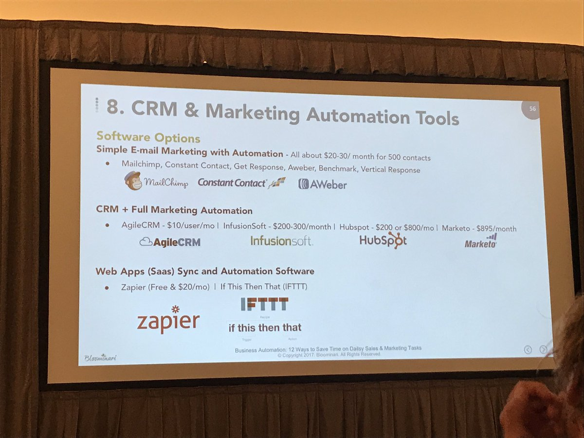 So much good stuff on Day 4 @SDStartupWeek Marketing track! Thx @bloominari #SDSW #MarketingAutomation #DigitalMarketing<br>http://pic.twitter.com/YAuQb1zZbz &ndash; bij The Pendry San Diego