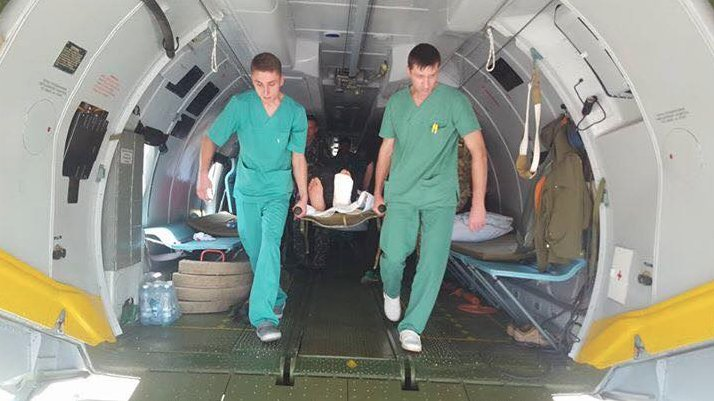 test Twitter Media - Another medical evacuation plane arrives at Odesa Airport with WIA for transfer to Odesa Military Hospital https://t.co/15bnZmrqvR |EMPR https://t.co/WndbgqxNNz