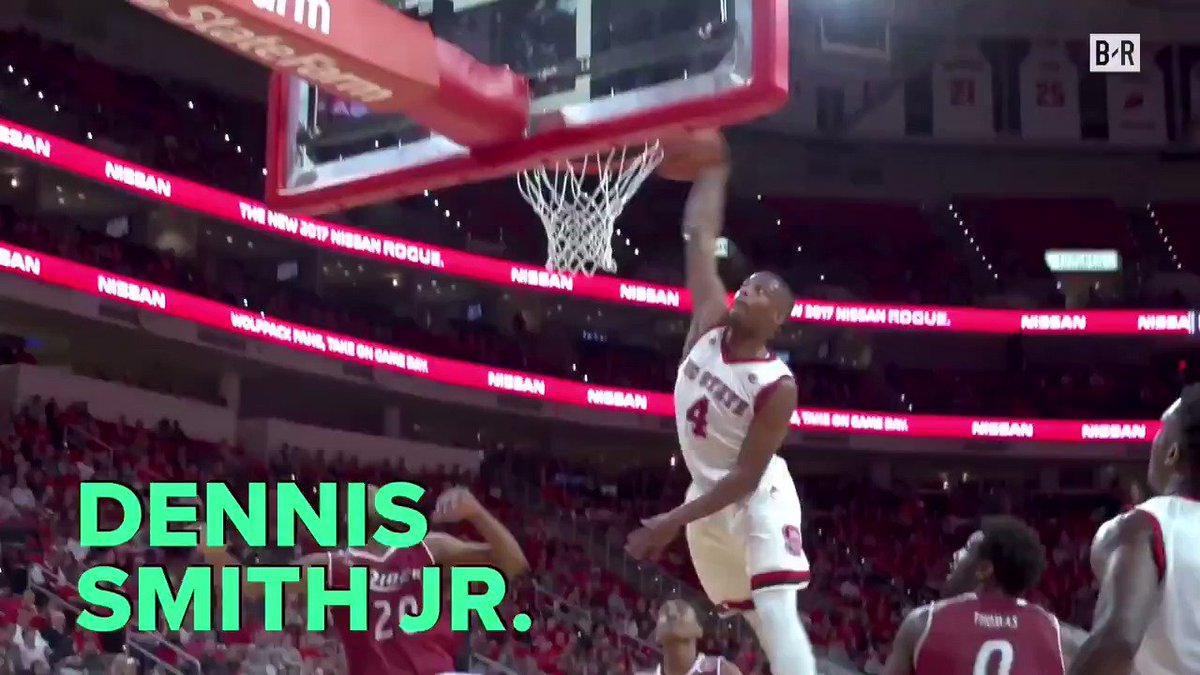 Mavs take NC State PG Dennis Smith Jr. with the No. 9 pick https://t.c...