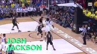 Suns take Kansas SF Josh Jackson with the No. 4 pick