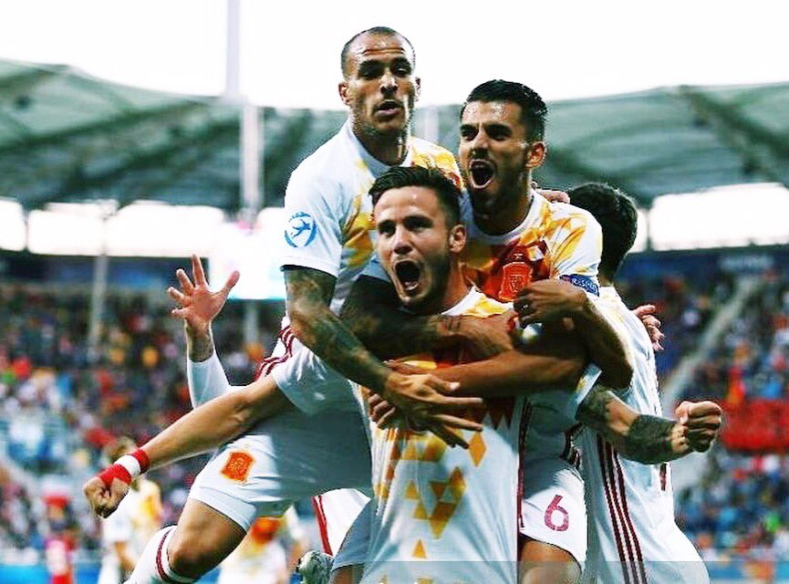 🇪🇸 #U21EURO https://t.co/1spi8UwV43