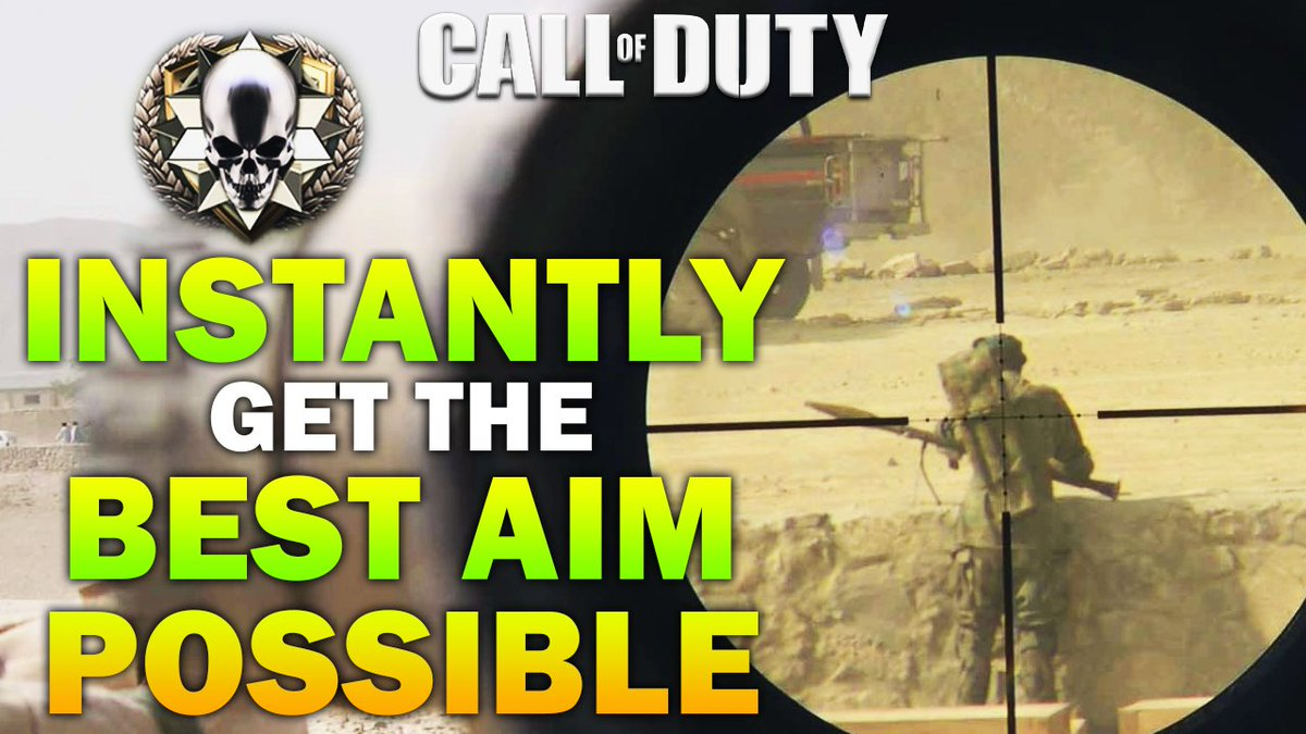 what is an aimbot in cod