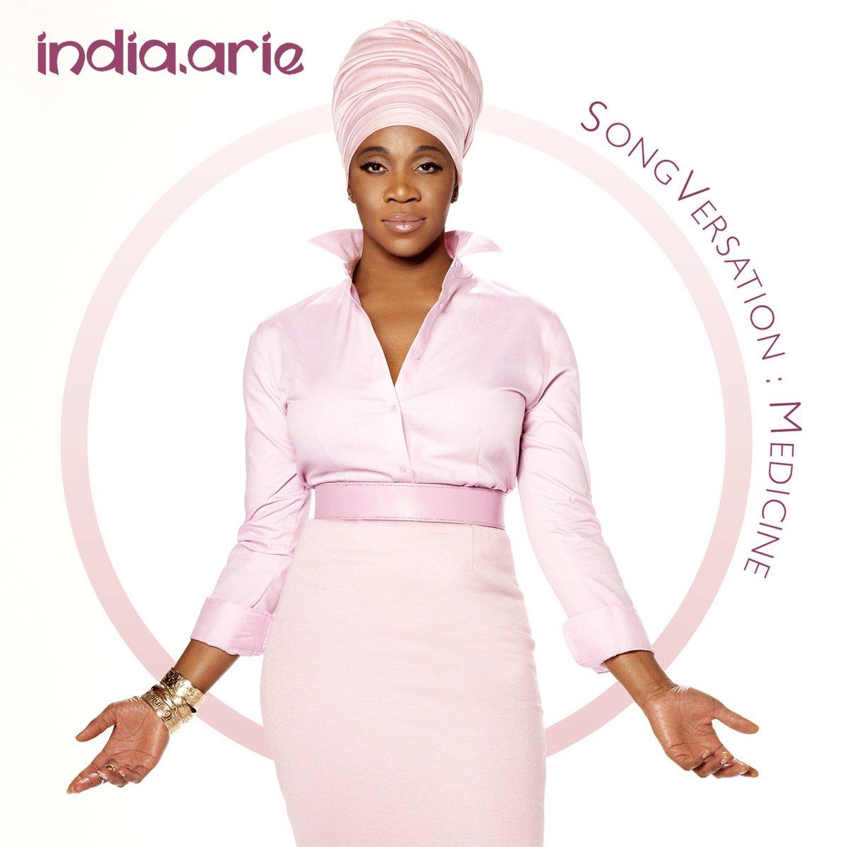 .@IndiaArie readies the release of her 'SongVersation: Medicine' EP ht...