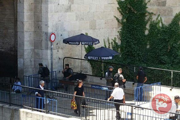 Israel's new 'security strategy' at Damascus Gate to further control Palestinian movement https://t.co/aWMcCo2B4R