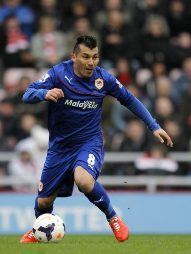 Forget Vargas at QPR...  What was Gary Medel ever doing at Cardiff?