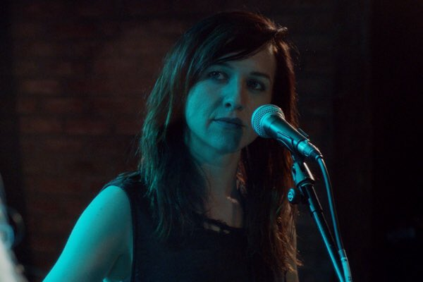 """Lena Hall in the musical """"Becks."""" (Los Angeles Film Festival)"""