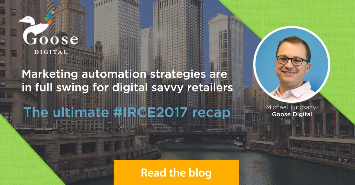 Retailers are turning to #marketingautomation to enhance customer loyalty. Learn more from @mturcsanyi:  http:// bit.ly/irce2017recap  &nbsp;  <br>http://pic.twitter.com/66K1orJj6M