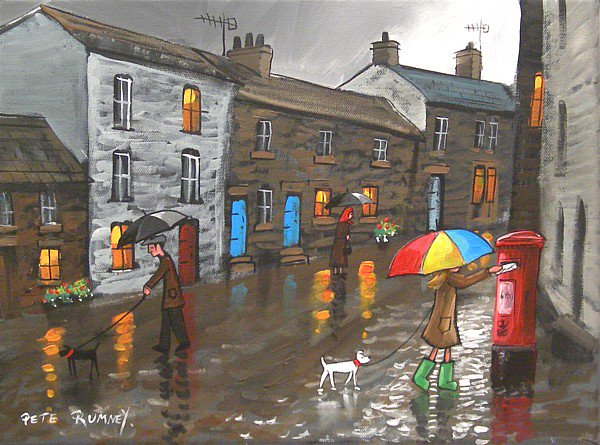 I use a number of vibrant colours in my paintings #Love #Bright #Art<br>http://pic.twitter.com/RWBSYEMUhN