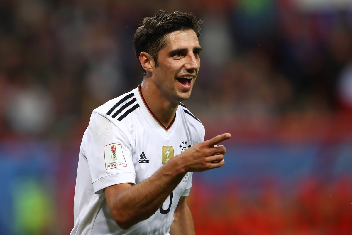 4⃣ - Nearly half of the shots for @DFB_Team_EN came from  Lars #Stindl...