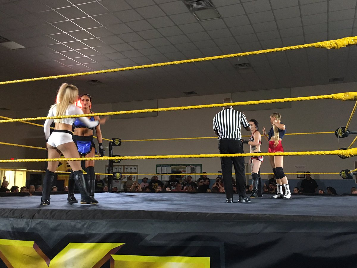 NXT Live Event