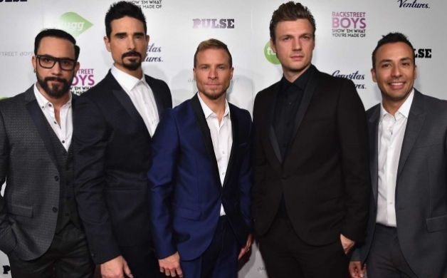 #EnloquezcoCon la noticia que este año los @backstreetboys regresan a...