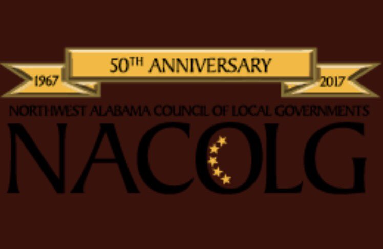 Celebrating 50 years of Northwest Alabama Council of Local Governments serving #Colbert #Franklin #Lauderdale #Marion #Winston Counties<br>http://pic.twitter.com/Bkbe02XAwg