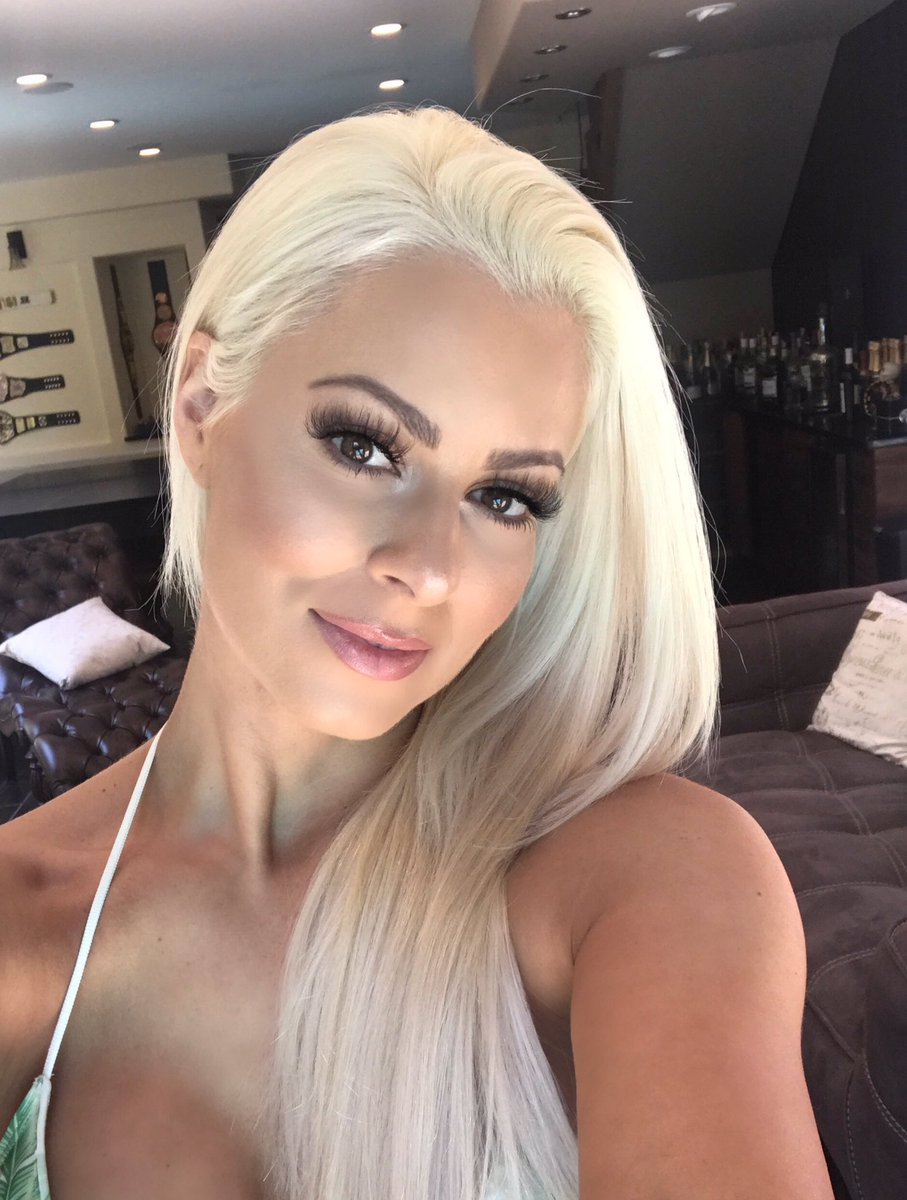 Maryse Mizanin nude photos 2019