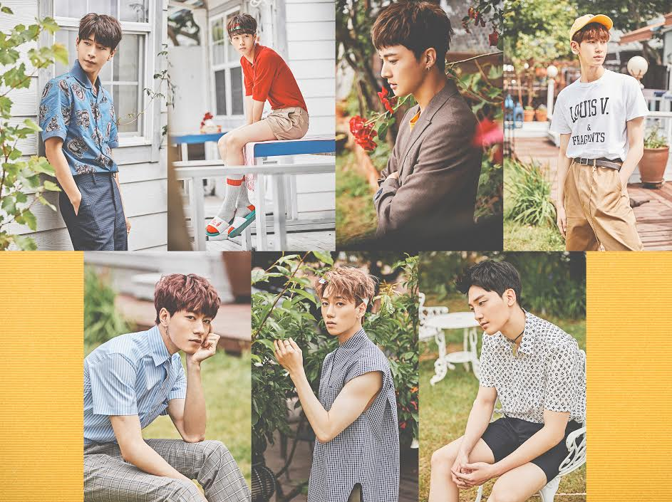 #VAV Sets The Stage For Comeback With Summery Teaser Images https://t....