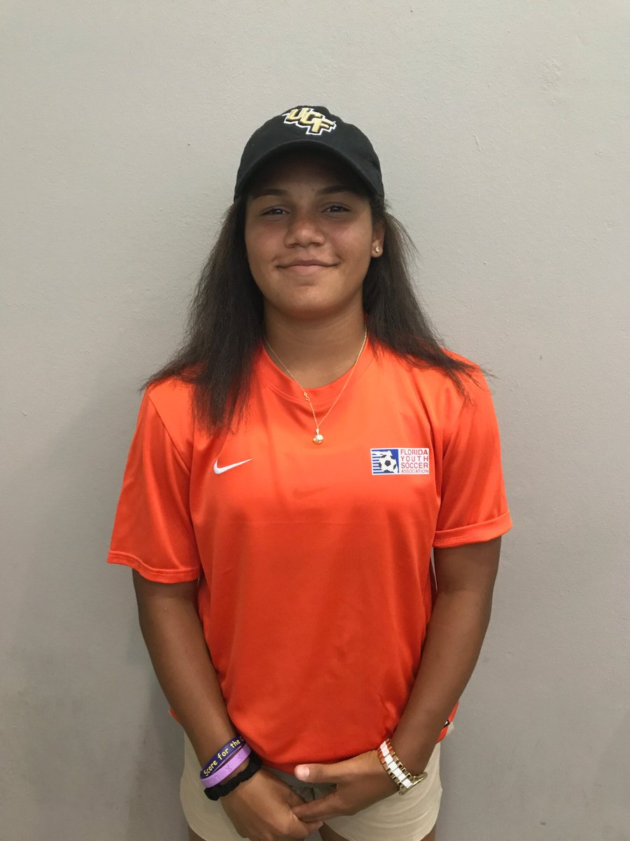 Congrats to @marleegirl9 on being selected to the U20 Jamaican National Team! #GoSunrise
