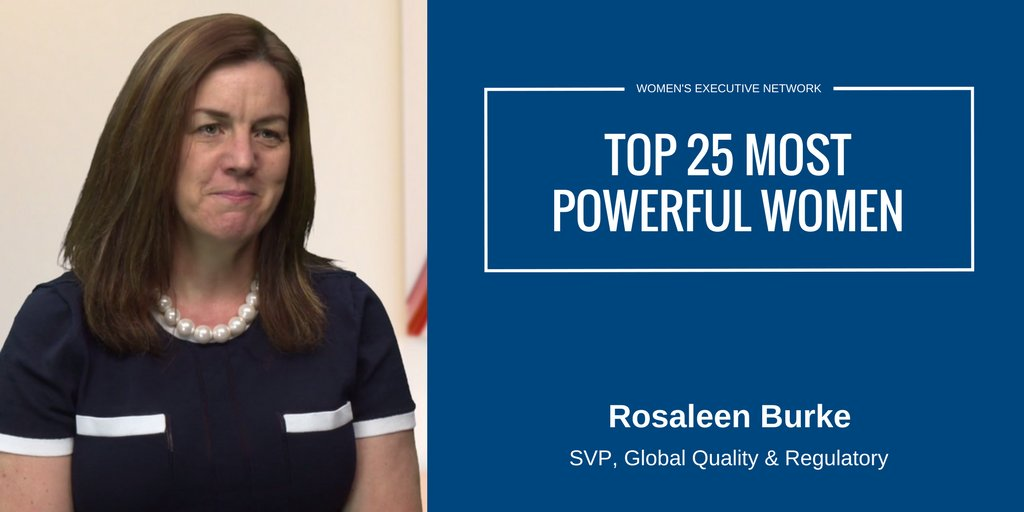 Congrats to Rosaleen Burke on being named a #WXNTop25 Winner and @WXN_Ireland Hall of Fame inductee. #womeninSTEM  http:// bit.ly/2tyQecl  &nbsp;  <br>http://pic.twitter.com/dqceuxft64