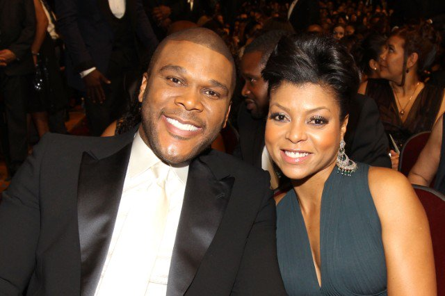 .@TherealTaraji and @tylerperry are teaming up again for a new film ht...