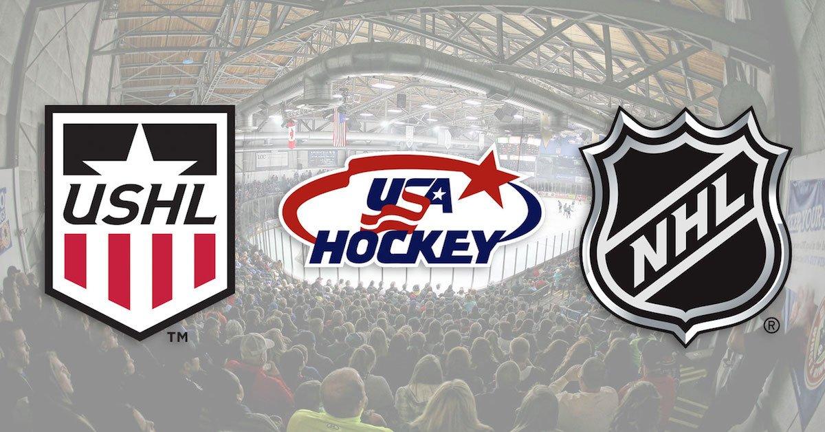 .@NHL, USA Hockey &  ann@USHLounce partnership to accelerate hockey development and marketing in the U.S. Details: https://t.co/FeLsULsACQ