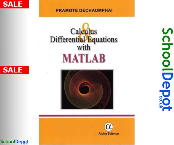 Differential equations with Matlab Hunt Solutions manual