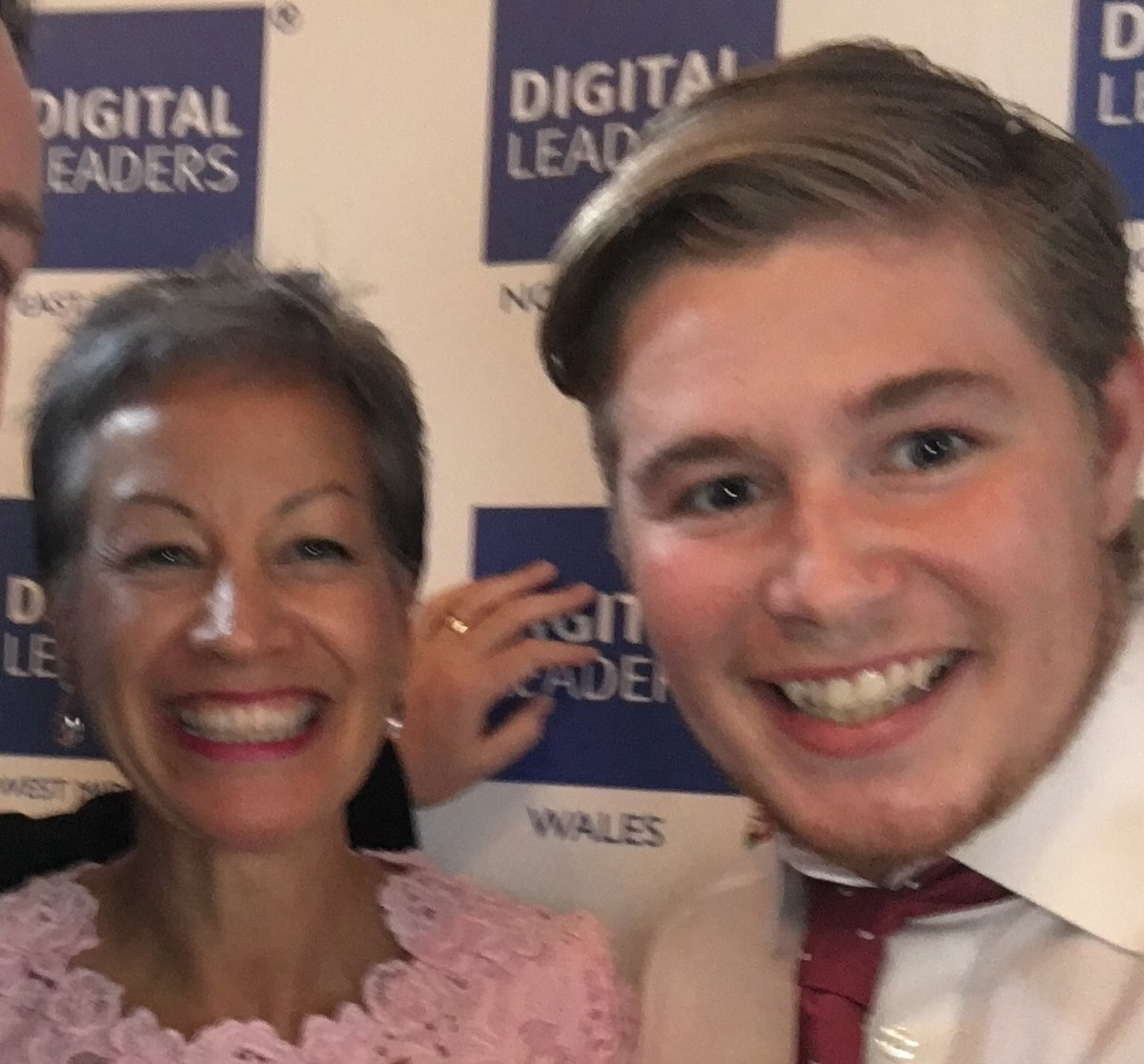 Congrats to the &#39;Young Digital Leader&#39; of the year is @JackParsons_CEO! #digileaders #DL100 Awards #Ambition #Powerhouse<br>http://pic.twitter.com/ns0CW6h74t